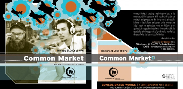 Consolidated Works Winter Series