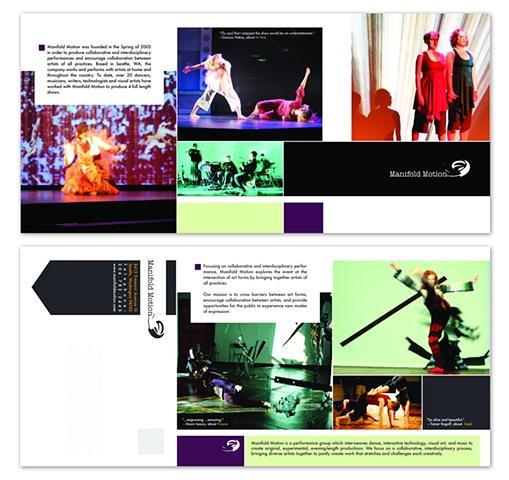 Manifold Motion Brochure