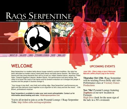 Raqs Serpentine