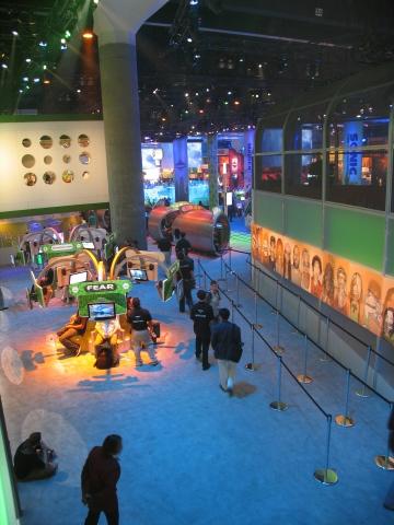 XBOX @ E3 - 2nd Floor View : Theatre