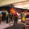 Gears of War - Front of Autograph Line