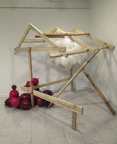Alex Schechter Sculpture, 2015