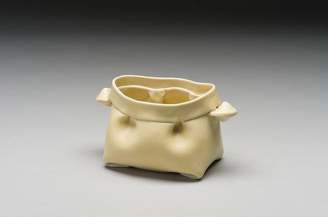 Little folded pot