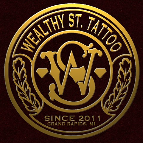 Wealthy Street Tattoo