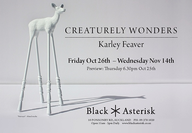 Creaturely Wonders by Karley Feaver
