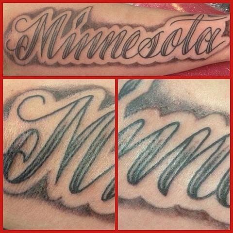 Minnesota script