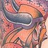 Mn Vikings tattoo