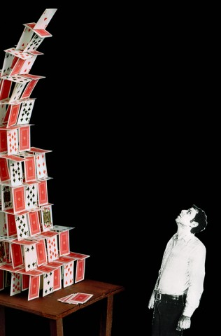 House of Cards (Detail)