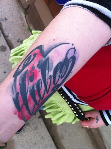 Healed picture of Jaymee's liebe
