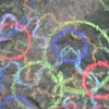 Large Dark Circles, Detail