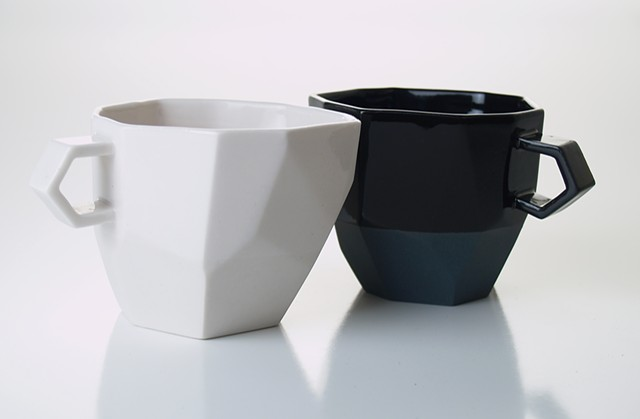 Facet Mugs