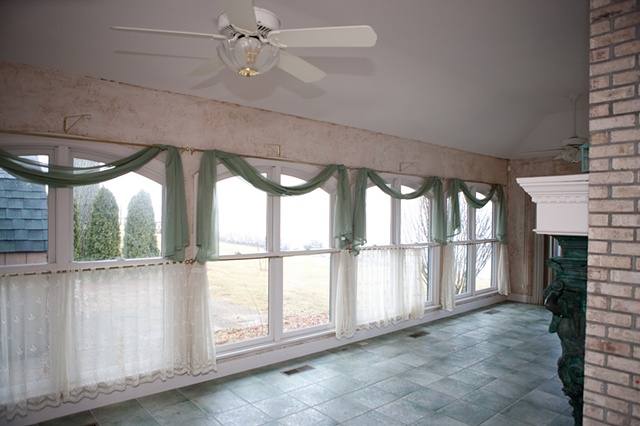 Sunroom - BEFORE