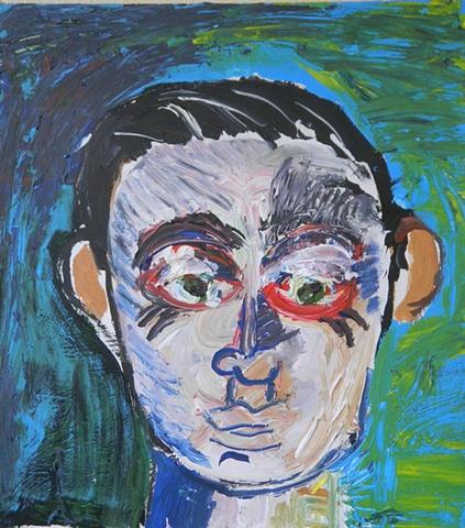 scott query portrait