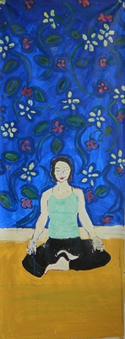 yoga meditation Jadee