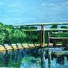 Twin Bridges and Falls Rail Bridge
