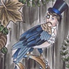 Bird Folk - Gentleman by Kitty Dearest.