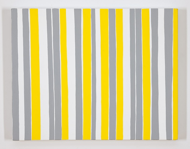 Permutations in Gray, Yellow, and White #17