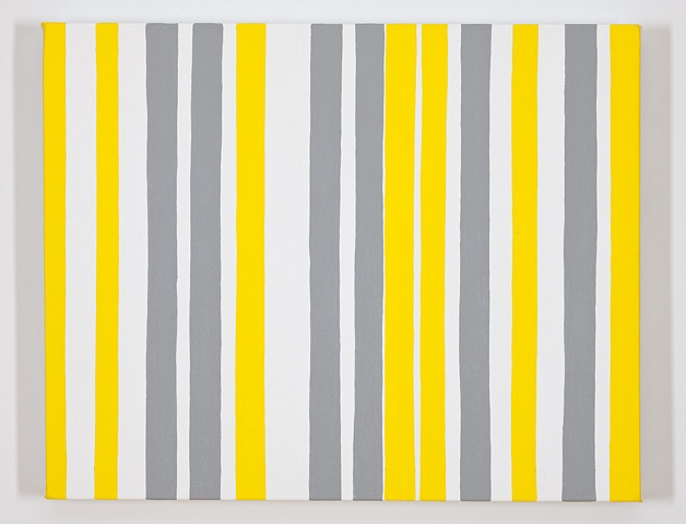 Permutations in Gray, Yellow, and White #5