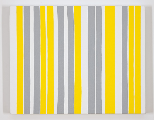 Permutations in Gray, Yellow, and White #3