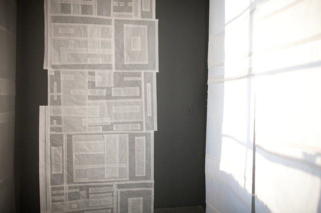Seeing it Now: Light, Paper, Space