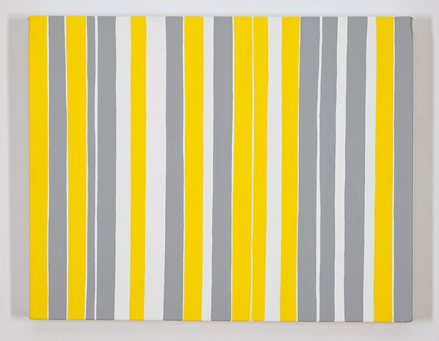 Permutations in Gray, Yellow, and White #16