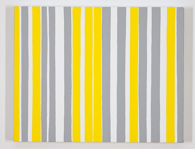 Permutations in Gray, Yellow, and White #7