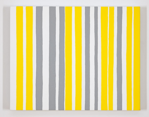 Permutations in Gray, Yellow, and White #18