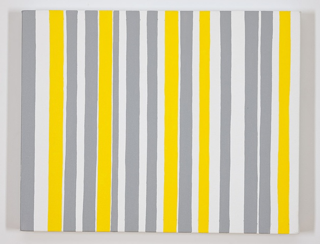 Permutations in Gray, Yellow, and White #6