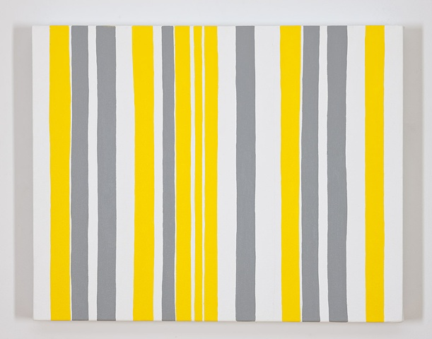 Permutations in Gray, Yellow, and White #20