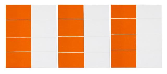 Breathe Orange White