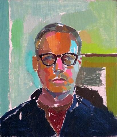 Self Portrait (Mini-bath Light)