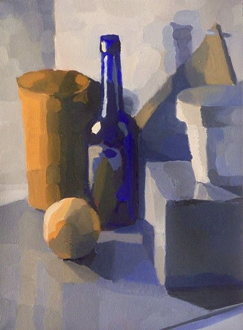 Complementary Still Life