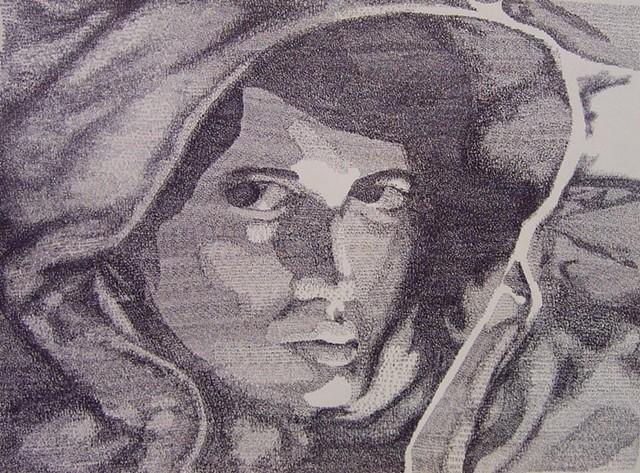 Signature Self Portrait