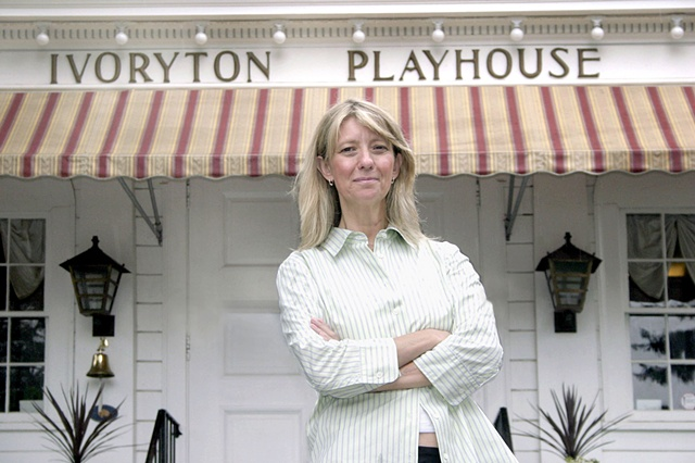 Jacui Hubbard  Executive Director,Ivoryton Playhouse, CT