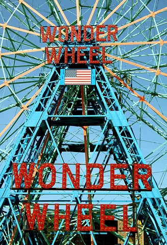 'Wonder Wheel' Coney Island, NY
