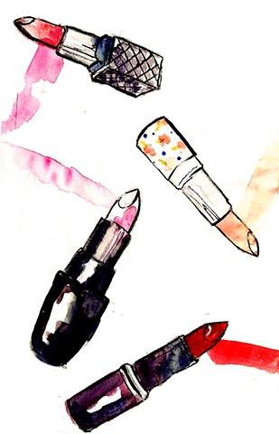 Lipsticks I