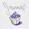Cupcake Journal Mock-Up