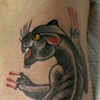 blood claws panther