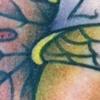 acorn leaf ILM tattoo