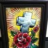 cross rose