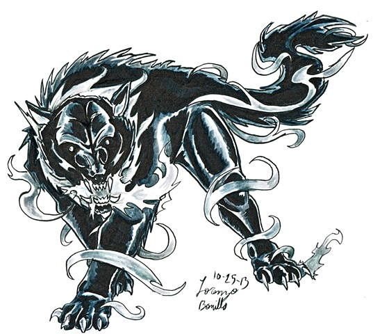Number 11: Barghest