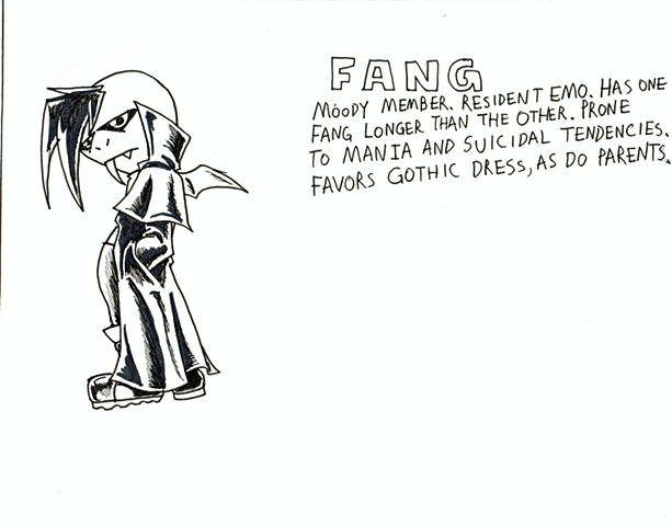 Page 21 - Character Profile: Fang