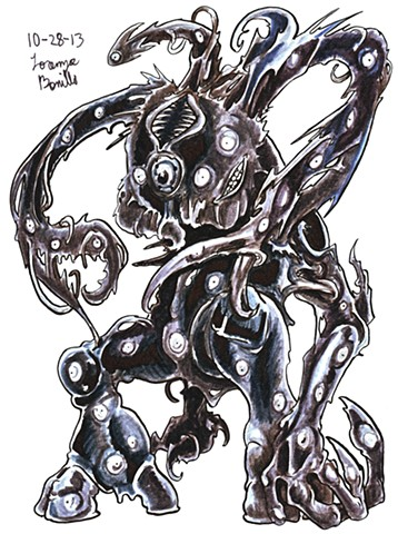 Number 17: Shoggoth