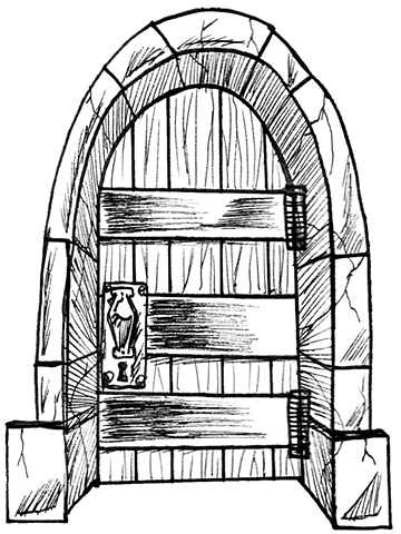 Doorway - Encounters Card Backing