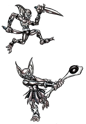 Goblins-Group Two
