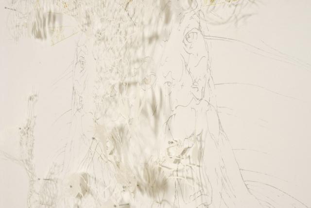 Detail 2 of Veiling THE Monster