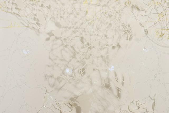 Detail 1 of Veiling THE Monster
