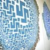 Melissa Brown, Lichen and Lichen (shade), detail view
