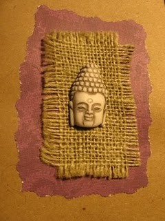 Buddah Mixed Media