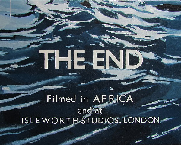 The End (African Queen)